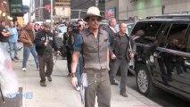 It's Official: Johnny Depp, Mia Wasikowska Set For 'Alice In Wonderland 2'