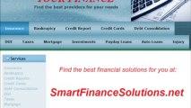 SMARTFINANCESOLUTIONS.NET - Personal Loans After Bankruptcy?