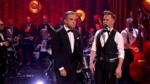 Robbie Williams - I Wan'na Be Like You (feat. Olly Murs) [The Graham Norton Show]