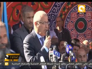 رئيس الوزراء الليبي: الحكومة لن تتراجع عن إخلاء المدن من التشكيلات المسلحة