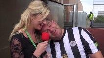 Elton, Gentleman und Oli P. - Promis hautnah! Sabrina´s Videotagebuch: Promi-Fußball