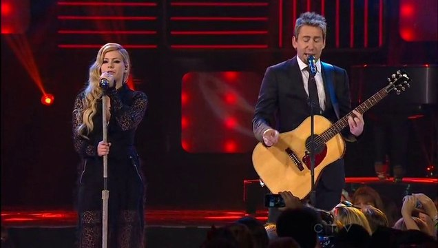Avril Lavigne - Let Me Go (feat. Chad Kroeger live at We Day)
