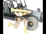 GI Joe Chenowth Desert Light Strike Vehicle with Exclusive G.I. Joe Action Figure Review