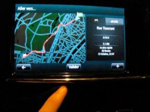 commande vocale navigation r-link