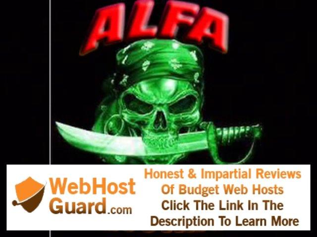Alfa Hosting [Advertiser] #1
