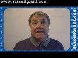 Russell Grant Video Horoscope Taurus November Sunday 24th 2013 www.russellgrant.com