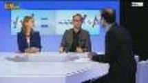 Adidas: Charlotte Bricard, Franck Tapiro et Valéry Pothain, dans A vos marques - 24/11 2/3