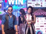 Sunny Leone At Music Launch Of Jackpot In Mithibai College Hindi