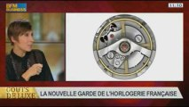 La nouvelle garde de l'horlogerie française, dans Goûts de luxe Paris - 24/11 6/8