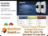 Preview The Hosting - Landing Page LandingPages Landing Pa