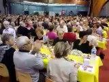 Saint-Lô : près de 1500 personnes au repas-retraités
