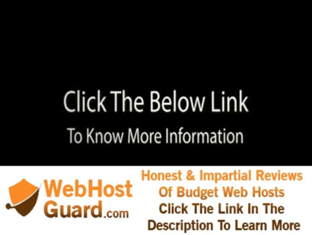 Free Web Hosting Domain Name With Reliable Web Hosting