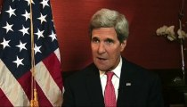 """Kerry: Sanctions stay """"in place"""" as Iran nuclear talks continue"""