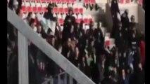OGC Nice/ASSE : Les supporters de l'ASSE évacués