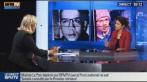 BFM Politique: L'interview de Marine Le Pen par Apolline de Malherbe - 24/11 3/3