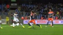 Montpellier Hérault SC (MHSC) - EA Guingamp (EAG) Le résumé du match (14ème journée) - 2013/2014
