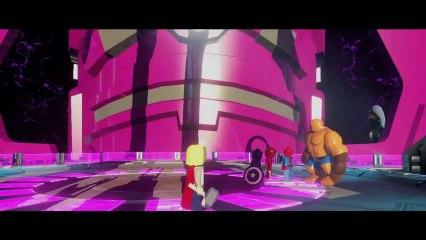 Gamescom 2013 Trailer de LEGO Marvel Super Heroes