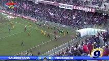 Salernitana - Frosinone 1-0 | HD | Highlights and Goals Prima Divisione Gir.B 13^ Giornata