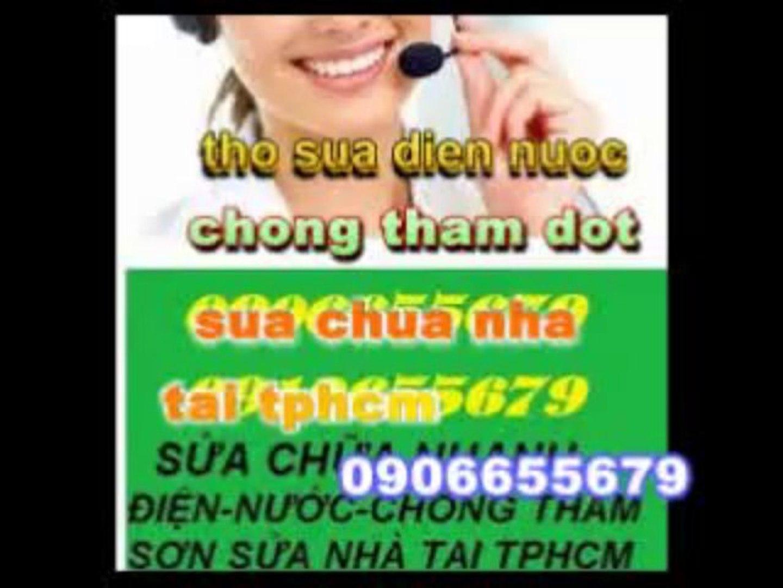 tho sua ong nuoc tai quan thu duc tphcm...0912655679