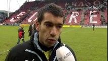 14-02-10 Giovanni van Bronckhorst na FC Utrecht - Feyenoord