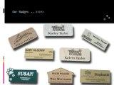 Name Badges International- For Professional Name Badges