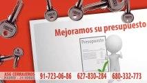 Cerrajería urgencias CHAMBERÍ 627830284 Cerrajería 24H CHAMBERÍ. ASG CERRAJEROS