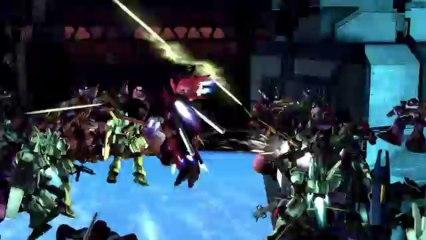 Trailer JAP de Shin Gundam Musou