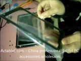 Touch Screen Replacement – Onda Vi10/V711/V712/V711s Tablet Disassembly
