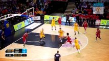 Belgacom 5 - 1 contre 1, l'essence du basket / 1 tegen 1, de essentie van basket