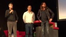 101 Projets - Discours d'ouverture - Marc Simoncini, Xavier Niel et Jacques Antoine Granjon