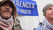 LA MARCHE : Making-Of  Quand les acteurs rencontrent les Marcheurs