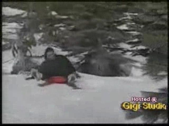 chutes gag ski
