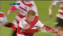 Doncaster Rovers 2-1 Yeovil Town Highlights 23.11.2013 - TodayGoals.com