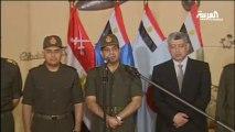 السيسي- الأمر حسم في مصر وما يحدث لن يغير شيئاً