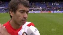 04-04-10 Giovanni van Bronckhorst na Feyenoord - NAC Breda