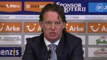 18-04-10 Persconferentie na FC Twente - Feyenoord