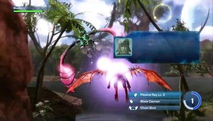 Demo Playthrought de Crimson Dragon