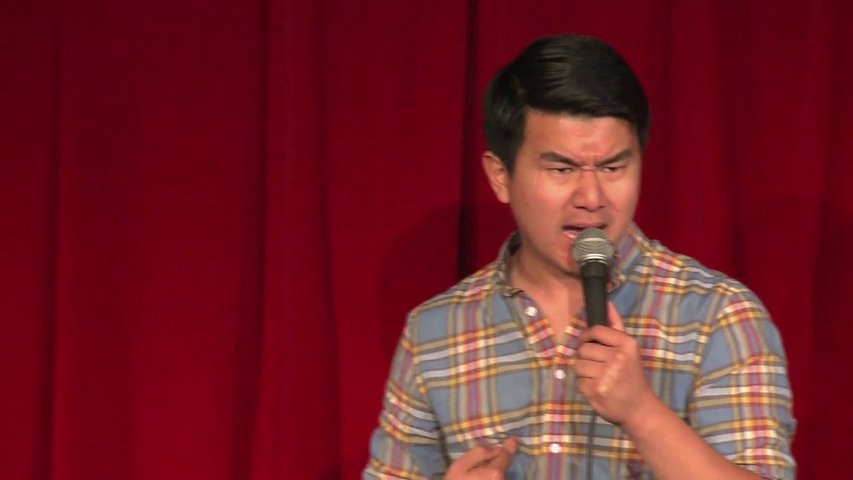 Jokes from Sydney: Ronny Chieng on explaining technology to his mom