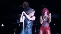 Bon Jovi and Rihanna Livin' on a Prayer