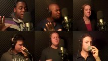 Michael Jackson Don't Stop 'Til You Get Enough (Acappella Cover by Duwende)