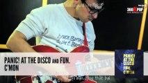 [Vietsub+kara] Panic! At The Disco & Fun.- C'mon {Nonkpop Team} [360kpop]