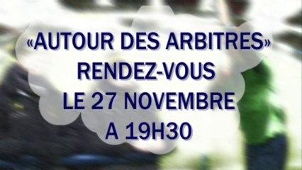 """Rugby : débat """"Autour des Arbitres"""" - mercredi à 19h30"""
