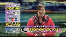 Renata cartomante 899.90.90.03 € 0,32/min.