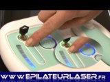 Epilateur laser Scanning Rio X60 - Epilation définitive et permanente au laser - Epilation à domicile !!! LAHSW-5000