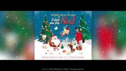 Thierry Gali & Sébastien Chabal : Il était une fois Noël - Vidéo EPK - Dans les coulisses de l'album
