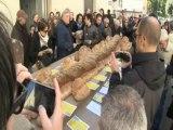 Pane insieme pane in festa Matera 24-11-2013