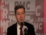 """Jean-Luc Mélenchon : """"Pour le Parti de gauche, le problème est le banquier!"""""""