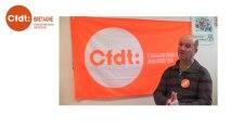 La CFDT BRETAGNE pour un pacte social au service des salariés partie-3
