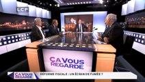 Ça Vous Regarde - Le débat : Réforme fiscale : un écran de fumée ? #CVR