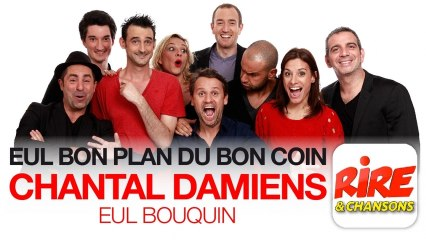 Morning du Rire - Chantal Damiens - Eul Bouquin